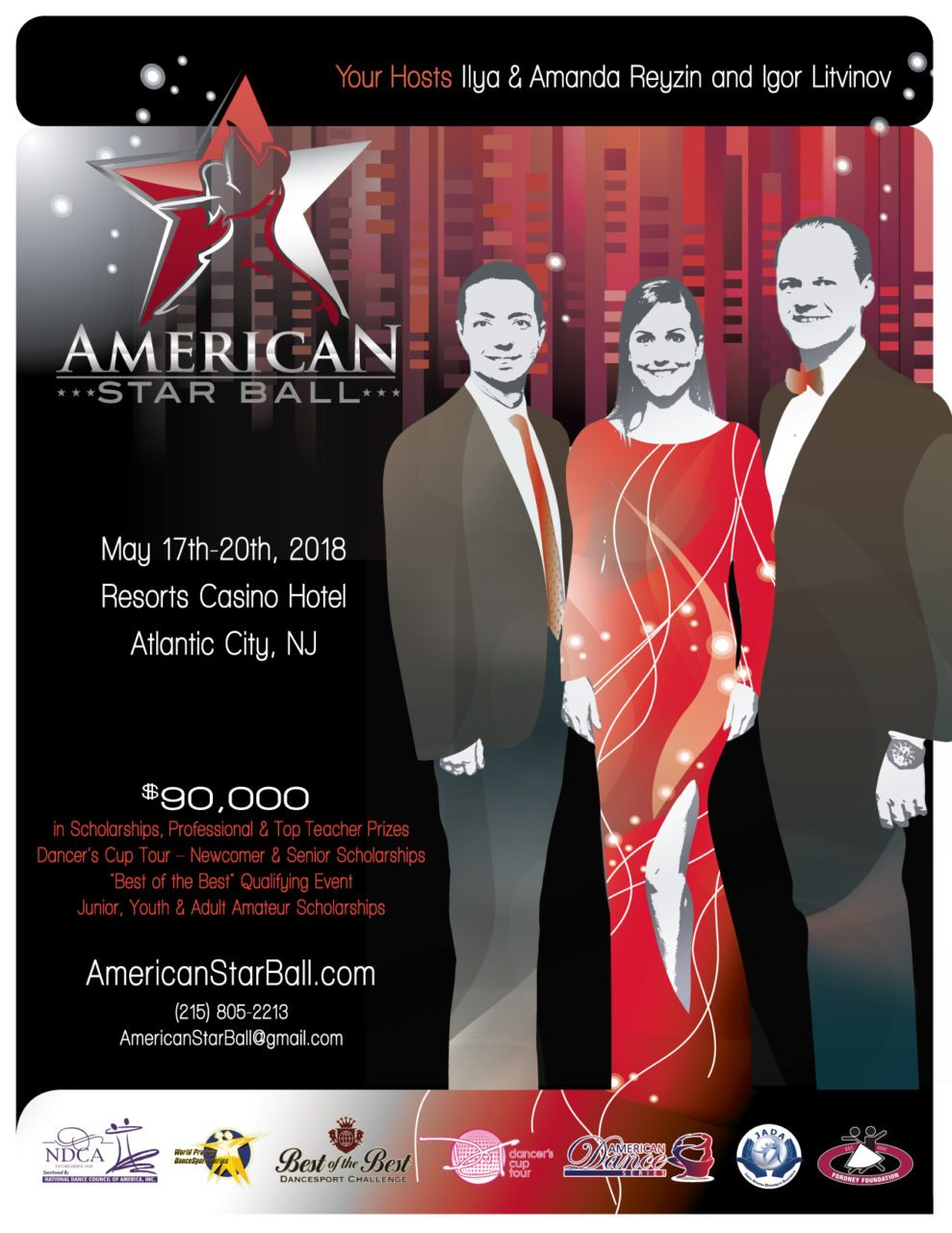 2018 welcome letter – american star ball